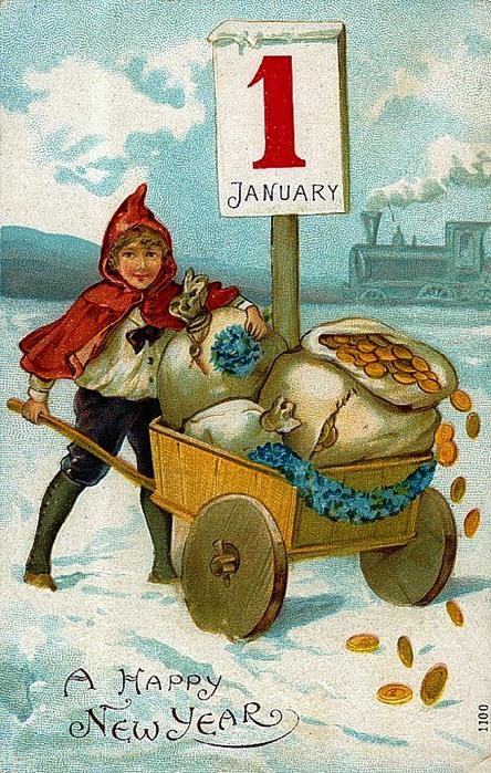 1 de janeiro, 6 com abundancia