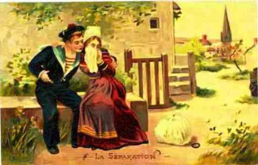 adeus, meu amor, cartão postal