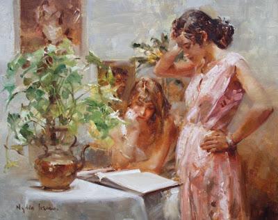 Nydia Lozano Lectura, (Espanha, 1947)