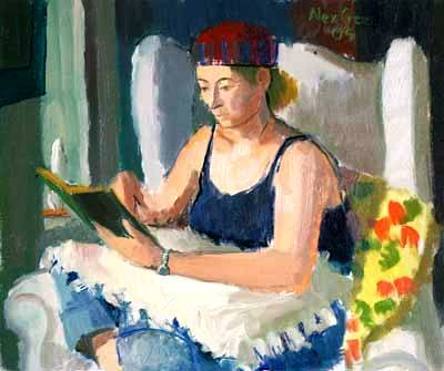 Alex Cree contemporary Great Britain Bridget Reading 2005