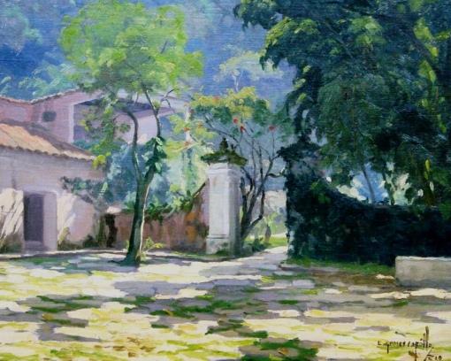 CAROLLO, Edy Gomes (1921) Casario, o.s.m. - 33 x 40