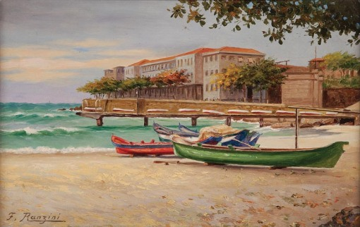 Felisberto Ranzini,Praia de Copacabana, Posto 6felranz posto 6