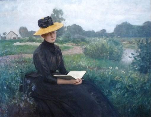 Léopold_von_Kalckreuth-La_Comtesse_Marie