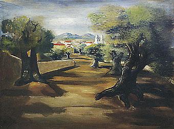 Di Cavalcanti, paisagem de Campinas, ost, c.1940, 60 x 80jpg