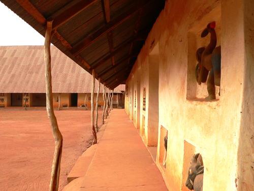 Palais royaux d''Abomey