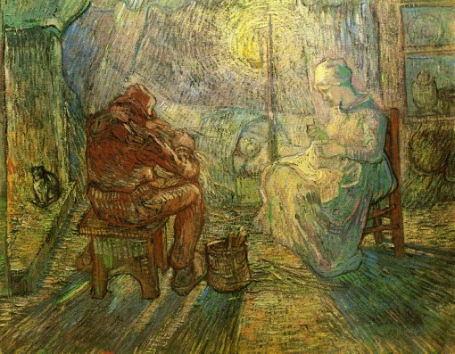evening-the-watch-after-millet-1889(1)