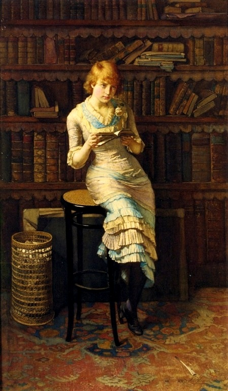 thoughts-1883-by-john-henry-henshall.jpgThoughts -1883 by John Henry Henshall ...