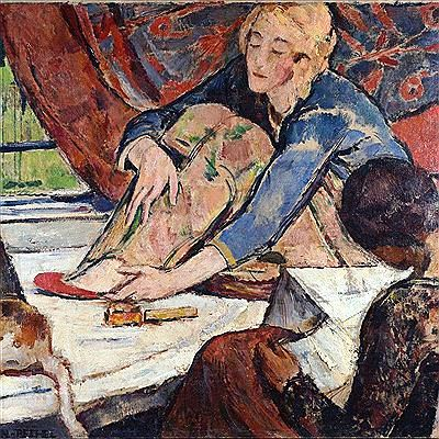 Alfred Sohn-Rethel (Alemanha, 1875-1958)O descanso