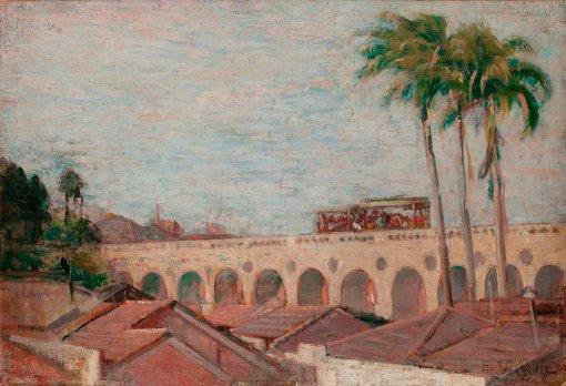 Visconti, Eliseu d'Angelo Arcos da Lapa, 1925
