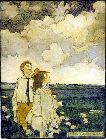 nuvens, elizabeth shippen-green