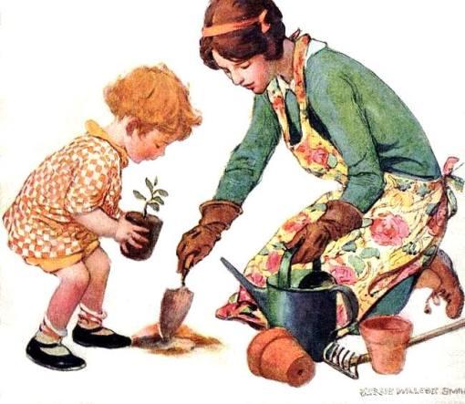 Plantar, Britta Barlow, GoodHousekeeping1927-05