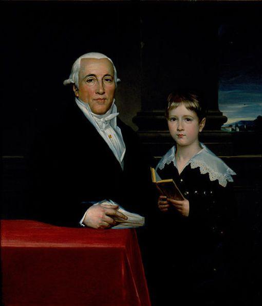 513px-Portrait_of_Nicholas_Legrand_and_His_Grandson,_Joseph-Adolphe_De_Pujol_by_Alexandre-Denis_Abel_de_Pujol