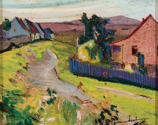 Bruno Bronislaw Lechowski (1887–1941),