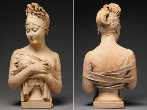 Bust of Madame Recamier, Joseph Chinard,