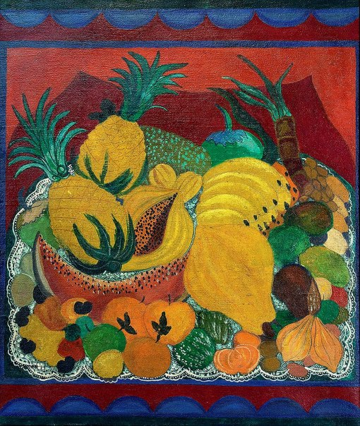 IVAN MORAES da Silva,Natureza-Morta,ost, 1965,99 x 81cm