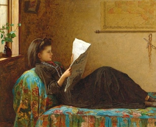 Eastman Johnson (American genre painter, 1824-1906)