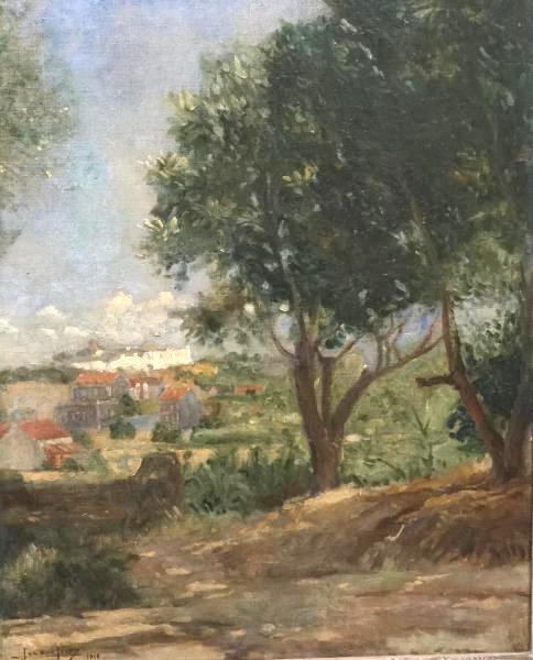 LUCILIO DE ALBUQUERQUE - OST medindo 49 x 62 cm