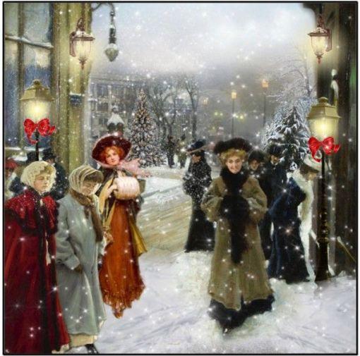 natal com neve