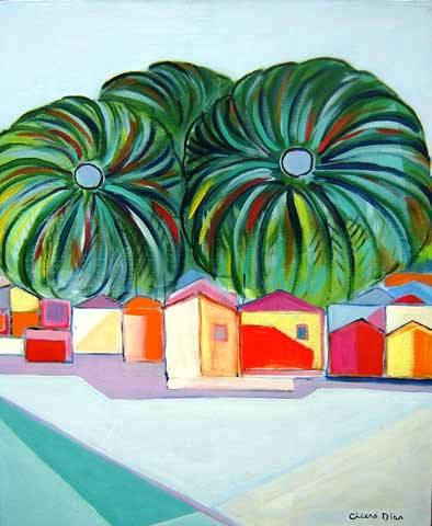 CíceroDias,(1907-2003)Casariodorecife,ost,65x54