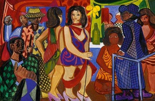 DI CAVALCANTI Carnaval - 1972-thumb-800x522-48995