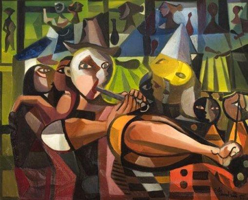 Di CAVALCANTI O Grande Carnaval 1953-thumb-800x642-48998