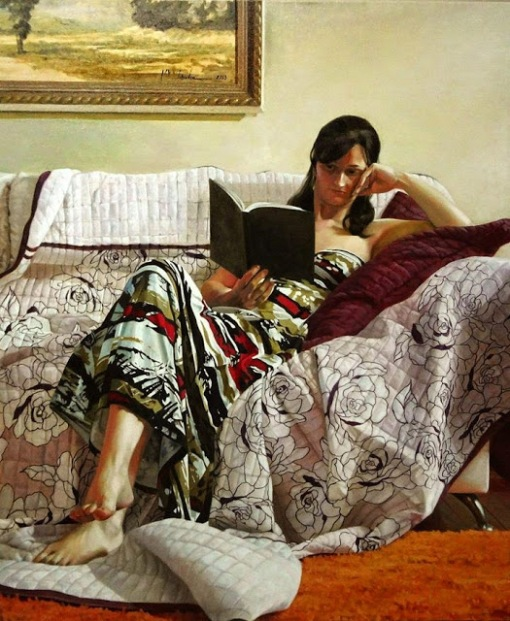 Marcos Sabadin, (Brasil) leitura,