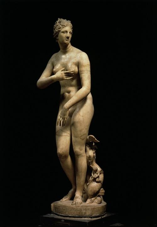 Mediceische Venus / griech.Plastik - Medicean Venus / Greek Sculpt./ C1st BC - Venus dite de Medicis / Statue grecque