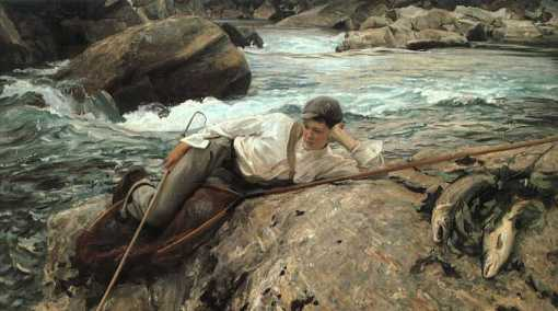 johnsingersargent.John Singer Sargent On His Holidays 1902