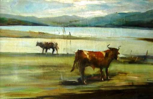 Diva Grassmann, Pasto, 1980,ost,40x60