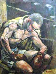 Boxeur, Francisco Parlagrecco