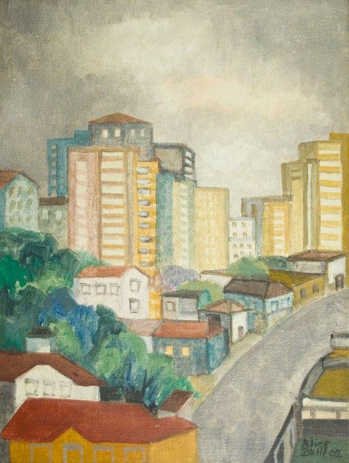 ALICE BRILL - (1920) - Cidade - ost - 40 x 30 - cid - 1982