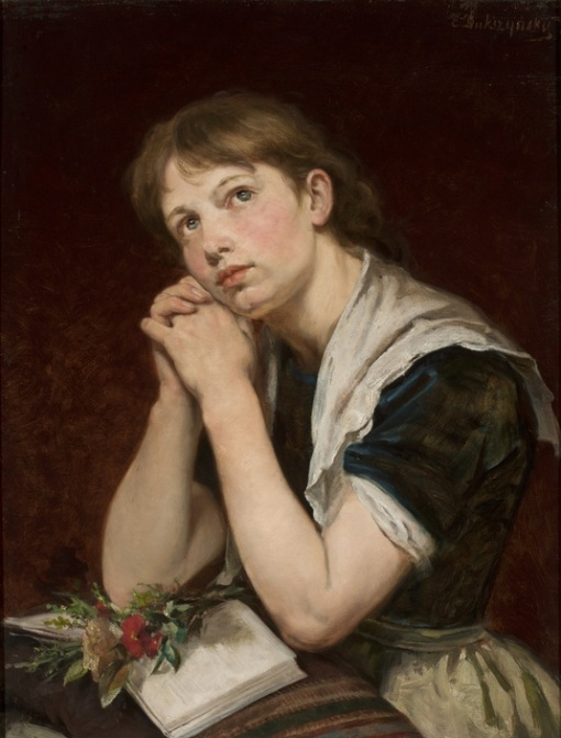 emilia-dukszynska-duksztapolonia-1847-1898-menina-a-escrivaninha1883-oleo-sobre-tela-72-x-55-cm