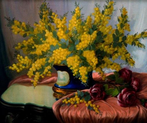 jorge-reider-austria-brasil-1912-1962-arranjo-com-flores-amarelas-oleo-sobre-tela
