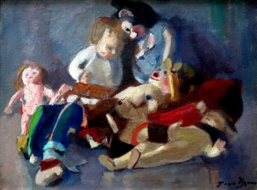 gino-bruno-brinquedos-oleo-sobre-tela-60-x-80-cm