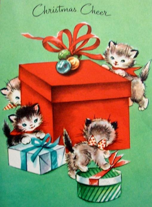 quatro-gatinhos