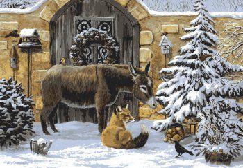 animais-no-natal