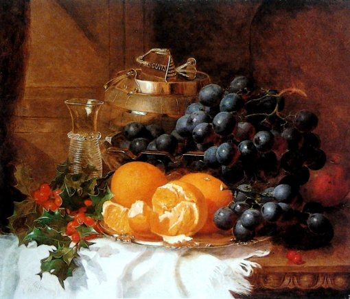 eloise-harriet-stannard-christmas-still-life-oil-on-canvas-1886