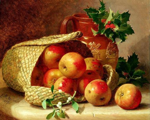 eloise-harriet-stannard-christmas-still-life-oil-on-canvas-1886opkp