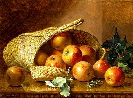 eloise-harriet-stannard-inglaterra-1829-1915-basket