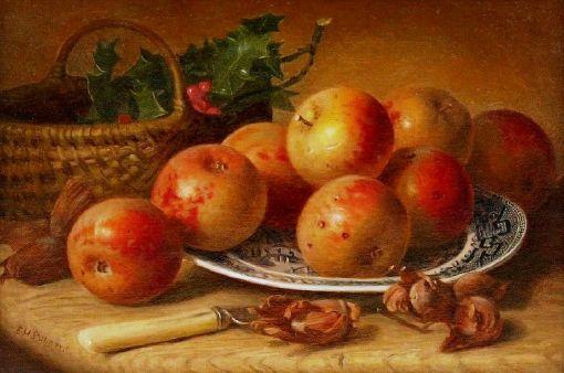 eloise-harriet-stannard-inglaterra-1829-1915-russet-apples