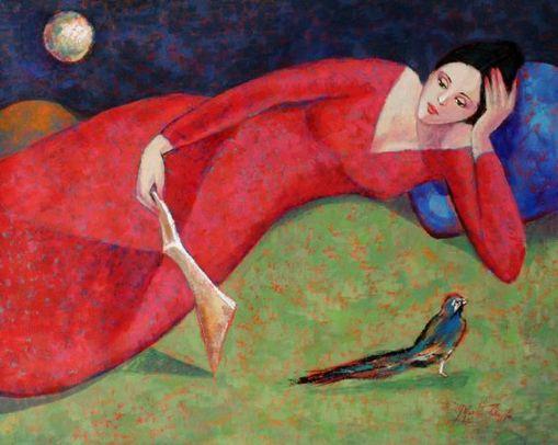 marita-pena-mora-peru-1968-mulher-lendo-com-pavao-ost