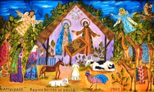 rosina-becker-do-valle-1914-2000-natividade-oleo-s-tela-24-x-41-assinado-e-datado-1989-no-c-i-e-e-no-verso