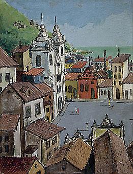 carlos-bastos-cidade-alta-ostccartao-1948-45x35