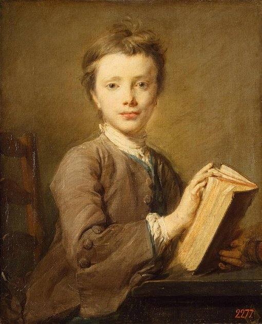 jean-baptiste-perroneau-1715-1783-frenchportrait-of-a-boy-with-a-book