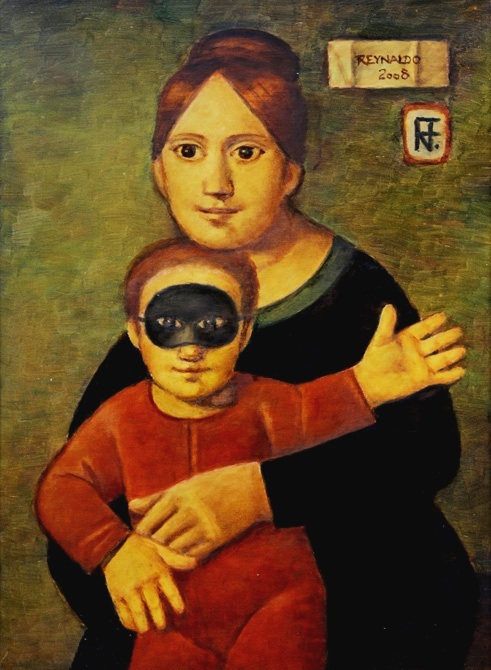 reynaldo-fonseca-1925-menino-mascarado-2008-ost-70-x-50-cm