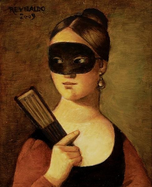 reynaldo-fonseca-mulher-de-mascara-e-leque-80-x-60-cm-ost2009
