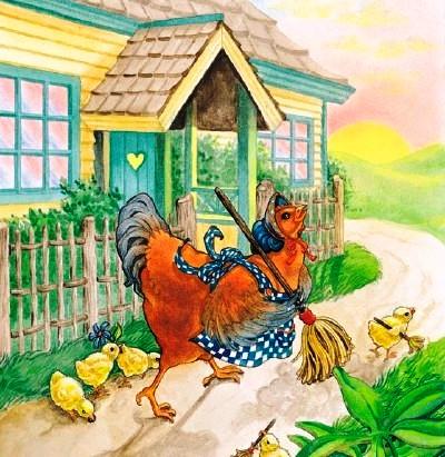 galinha-mae