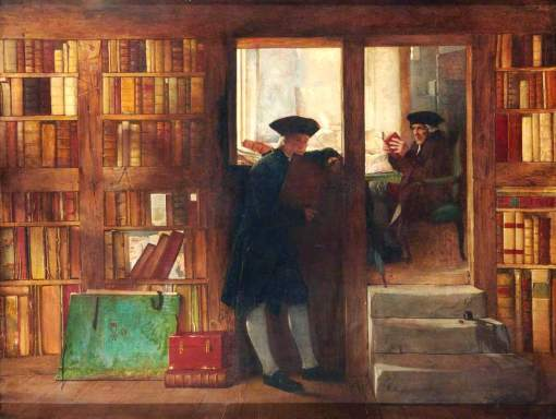 The Bibliophilist's Haunt (Creech's Bookshop)