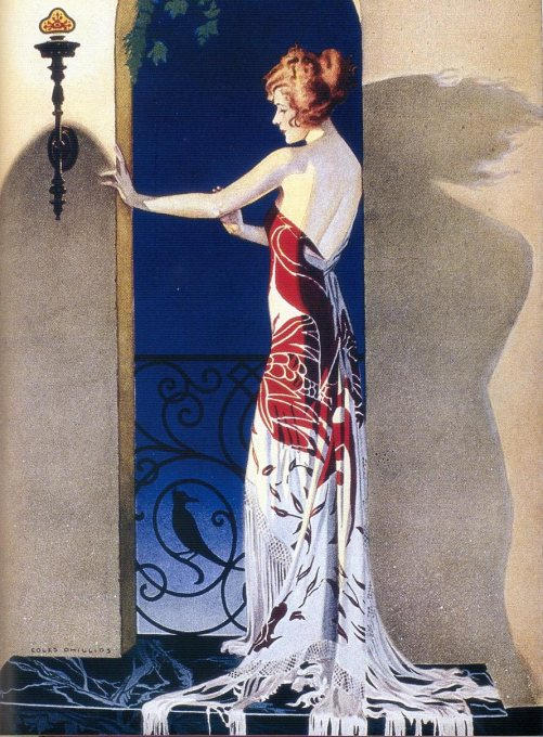 noite, Clarence Coles Phillips