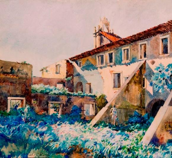 Paulo Rossi Osir, Conceição de Itanhaém, 1920, aqspapel, 43x48